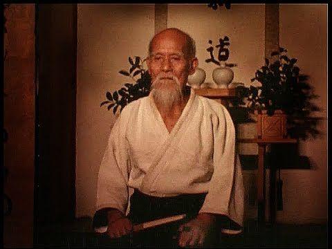 THE Heart of AIKIDO Part 2: Hikitsuchi Michio, 10. Dan Sensei - YouTube