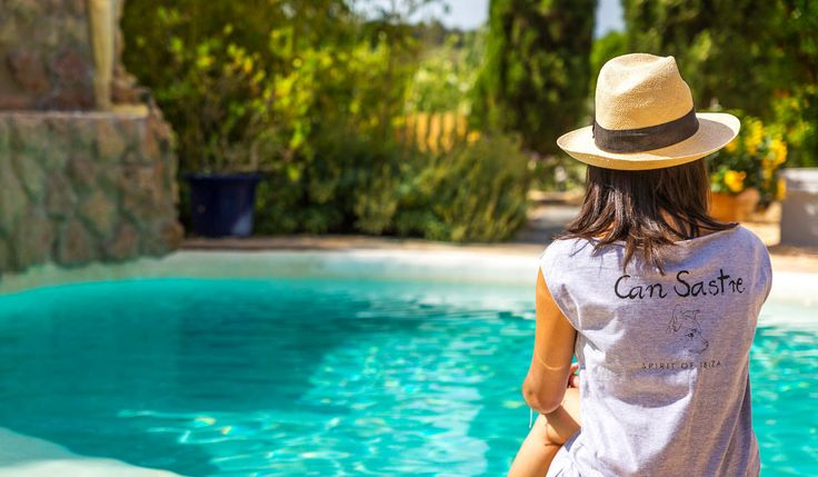Luxury Agroturismo Boutique Hotel Ibiza - Luxury small boutique hotel in Ibiza, agroturismo hotel Can Sastre is a romantic peaceful luxury hotel on the white island Ibiza.Can Sastre has only four suites and is set in 10 acres of rolling Ibiza countryside and lush orange groves.