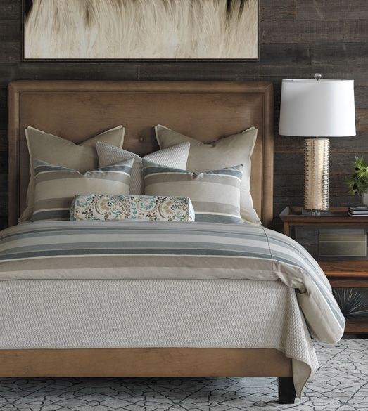 Thom Filicia Luxury Bedding By Eastern Accents Wainscott