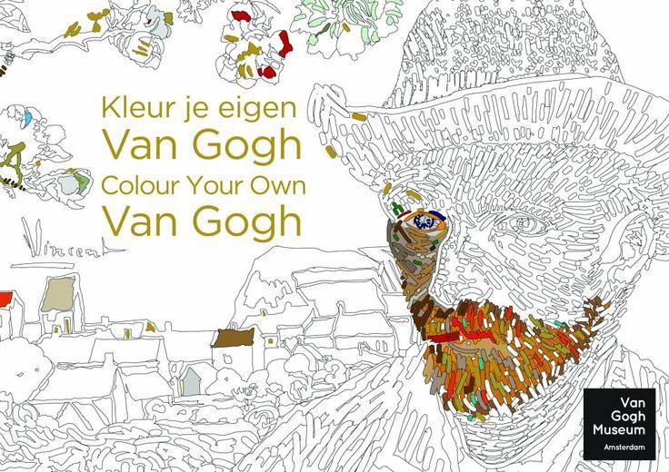 Colour Your Own Van Gogh - Van Gogh Museum Shop