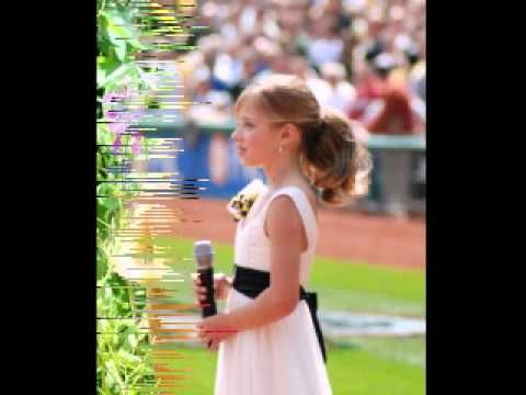 imo - the best vocalist alive today.. seriously... Mariah Carey, Josh Groban, Celine Deon, step aside, this little girl has completely redefined what high quality vocal talent is.