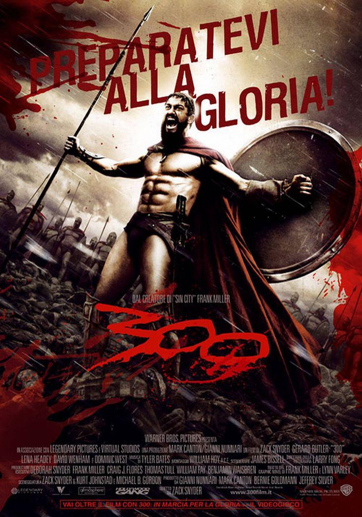 Ricorda sempre: la vera forza di uno spartano è il guerriero al suo fianco. Perciò dagli rispetto e onore, e li riceverai a tua volta. (Leonida, parlando al figlio)
