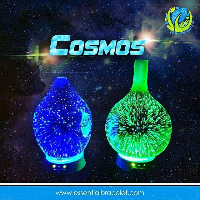 Hey Facebook friends. We need your help. Our newest order goes in for our☄️ Cosmos Diffusers this week and this will be the first time we unveil our new packaging. We need to start with just one style of the Cosmos and we'd like to hear from you. Which style do you prefer. Right or Left? (Both styles revolve through 16 different LED colors) #jewelry #bracelet #necklace #ring #handmade #pendant #earring #hairjewelry #nosering #stud #bridaljewelry #fashion  #vintage #retro #shop #shopping…
