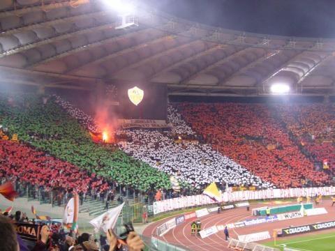 Stadio Olimpico the Home Stadium for AS ROMA
