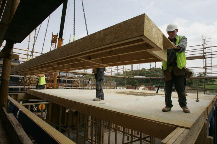 IJM Timber Frame #ijm #timberframe