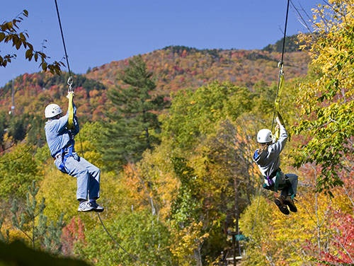 Zipline New Hampshire going again this fall!