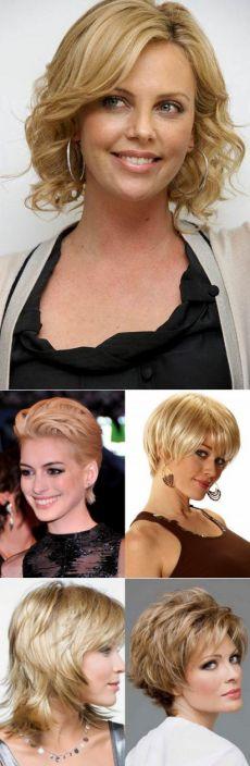 Прически и стрижки для тонких волос