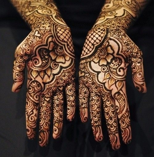 Henna Hands - Inspired #ArabianNightsCollection #TrampInDisguise trampindisguise.com