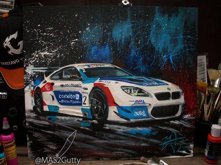 Acrilico/madera Engine art-work ready!!! @gustavoyacaman @teo_martin_motorsport @bmw M6 GT3  #BMW @gtopen #cardraw #cardrawing #cardrawings #cardesign #carart #drawtodrive #racecar #sketckbook #caroftheday #drawingoftheday #instacar #supercars #hipecars #car #cars #art #artist #artoftheday #artwork #artist #paint #painting #lemans #f1 #nascar #wrc #arte @blancpaingtseries