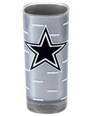 Vaso Cuadrado NFL Dallas Cowboys
