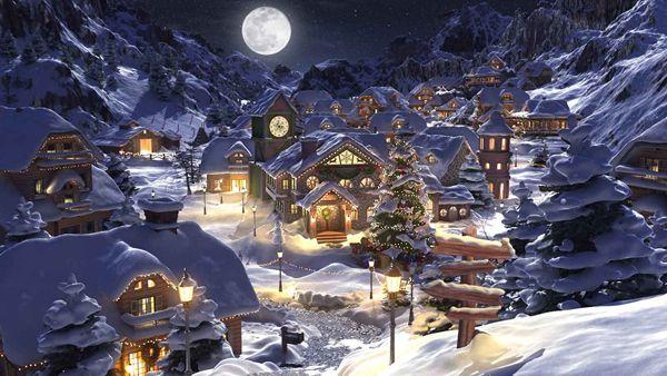 Christmas Screensavers for Windows 7 | Methods to Make Christmas PowerPoint a Christmas Screensaver ...