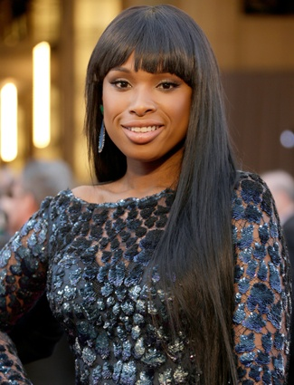 Jennifer Hudson's hair and voice killed it at the 2013 Oscars.