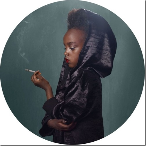 Smoking Kids:Heart Breaking Photographs by Frieke Janssens