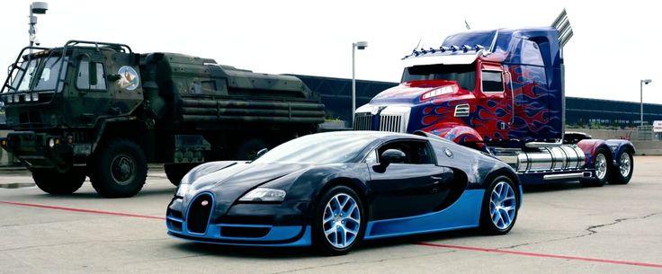 Bugatti veyron grand sport vitesse transformers - photo#11