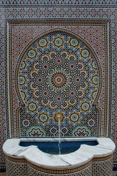 Zillij Moroccan Mosaic Tile Designs Casablanca Buddha