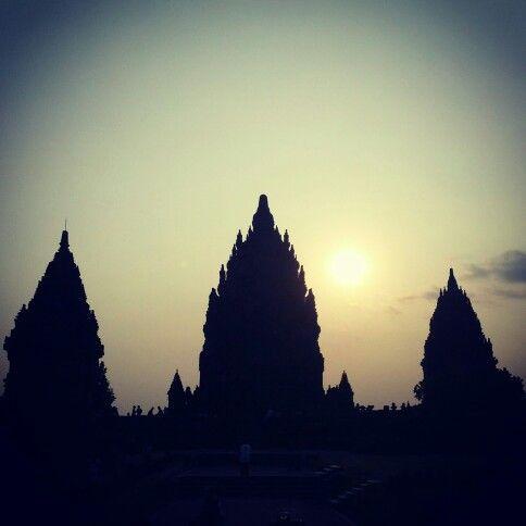 Prambanan temple #yogyakarta #indonesia #iloveindonesia