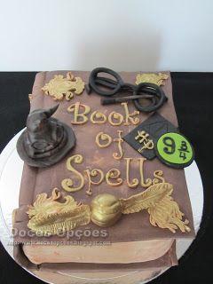 Doces Opções: Book of Spells