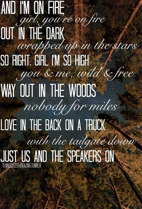 speakers- Sam hunt is my latest obsession