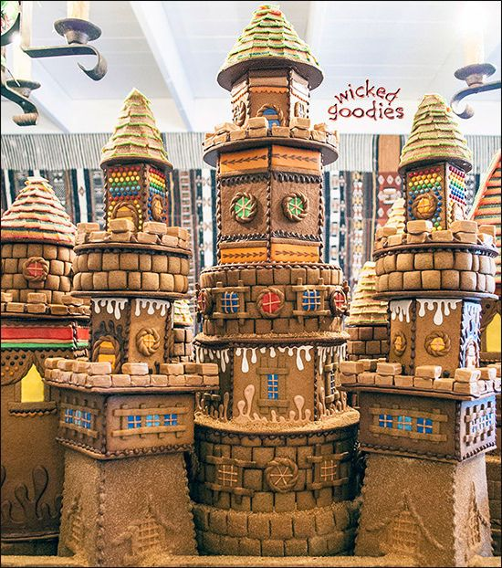 Beach Themed Gingerbread House: 347 Best Images About Gingerbread