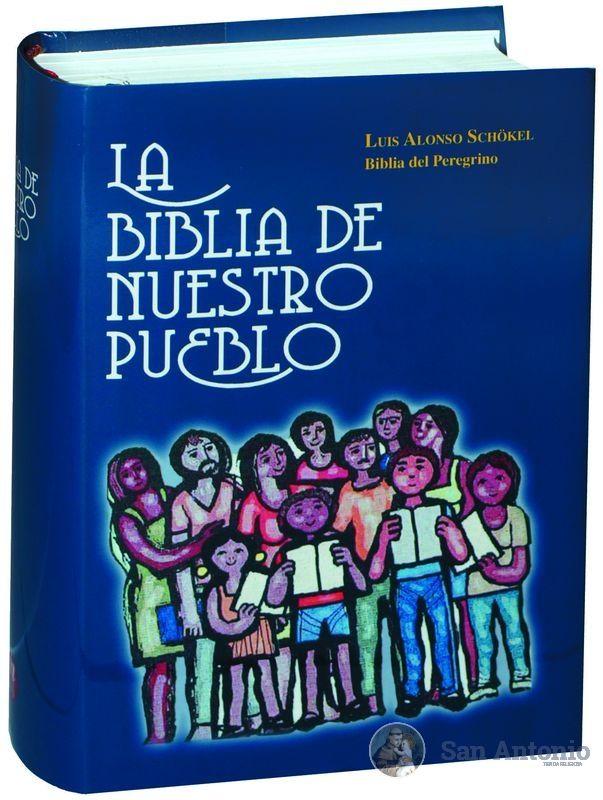La Biblia De Nuestro Pueblo: Edición especial y de bolsillo de la Biblia De Nuestro Pueblo, en tapa dura con indice en pestañas, 2065 paginas.
