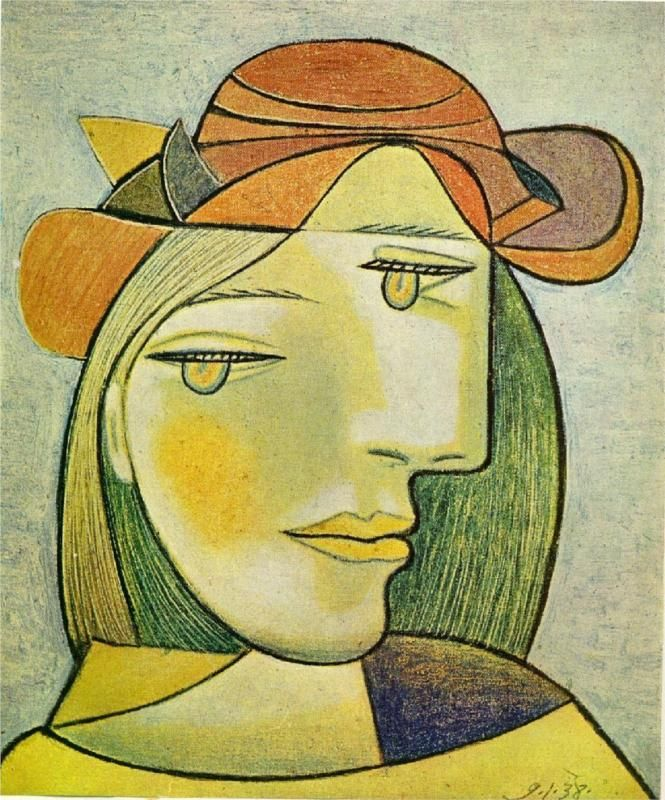 Come see our Picasso Collection! This is another piece that is breathtaking. 1938 Pablo Picasso