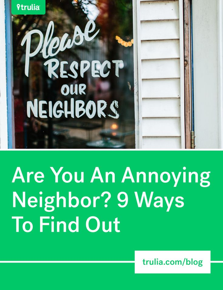 an irritating neighbour Have you ever wanted to ask a cop a question but have been too afraid or had warrants well now is your chance in this article, officer anonymous gives some ideas on how to deal with an annoying neighbor please send questions to askacop@kslcom.