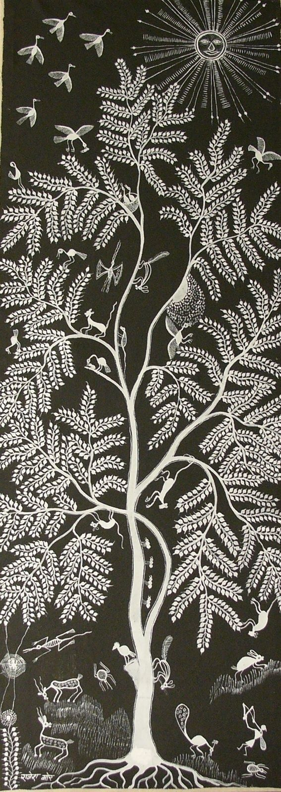 Art des Warli : peinturewarli.com