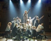 Things to remember for when E is older. Tickets to Kids' Night on Broadway go on sale January 8