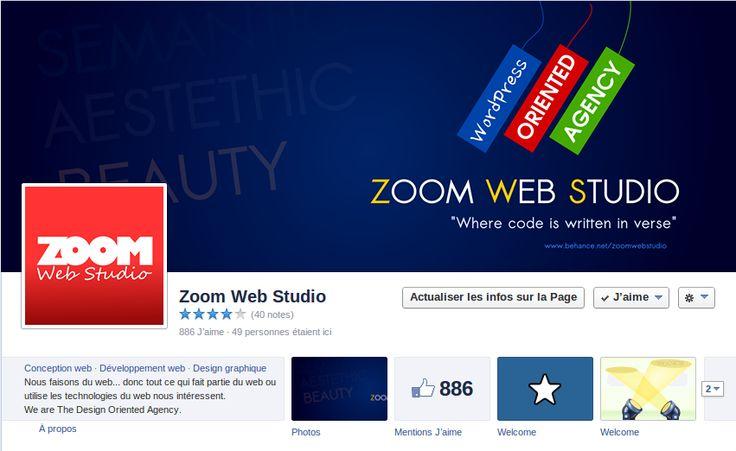 Please visit our web studio web page :  > https://www.facebook.com/zoomwebstudio #TGTECH