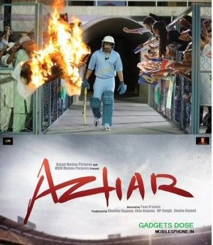 Azhar (2016) Mp3 Songs.Azhar Movie Songs.Azhar is an upcoming movie directed by Tony D'Souza.Star Cast:Emraan Hashmi as Mohammad Azharuddin, Nargis Fakhri, Prachi Desai, Lara