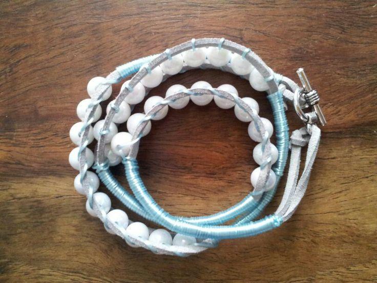 Handcrafted diy bracelet