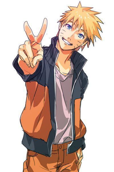 Uzumaki Naruto <3 #naruto #uzumaki