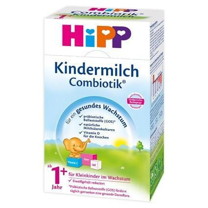HIPP Organic BIO COMBIOTIK Kindermilch 1+ When your infant achieves 1 year of age and is starting to take the greater part of his calories by a method for healthy nourishments, you may begin to stress that he is not getting all of the supplements he needs. Hipp Bio Combiotik Kindermilch, for newborn children 12 months and more seasoned, is an incredible tasting normal arrangement. #breastmilk #babycare #babyfood #infant #babyformula #formula #hipp #glutenfree #organic