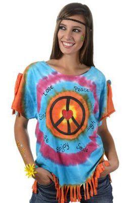 groovy costume ideas for man diy orange shirt - Google Search