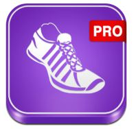 FREE Pedometer PRO Step Counter App from iTunes (Steps, Speed, Distance and More)