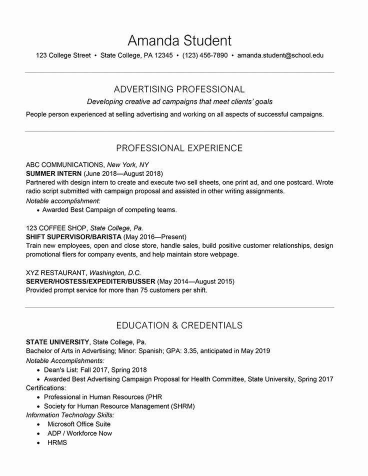 Resume Clubs and organizations Examples Beautiful Resume