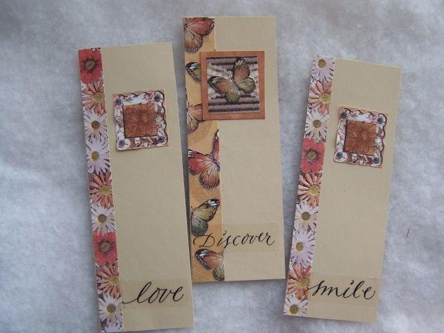 Bookmarks set #2