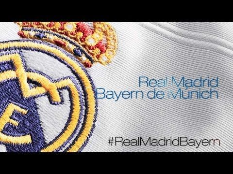 Sergio Ramos ONCE INICIAL / LINE-UP: Real Madrid-Bayern Munich