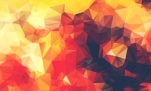 red low poly - Google Search