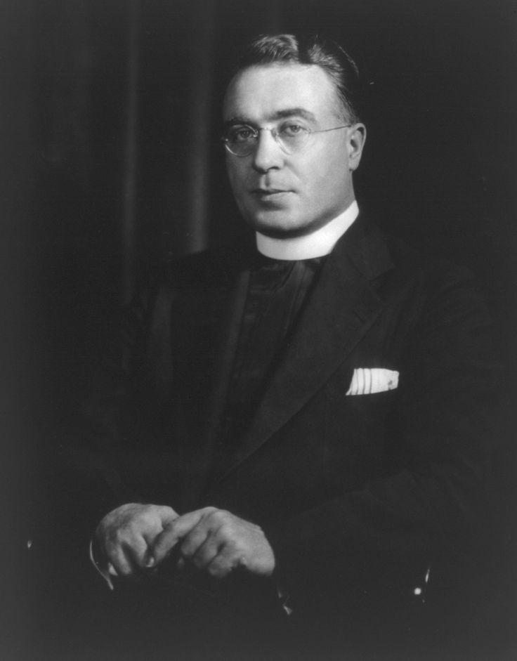 Rev Coughlin 1930s
