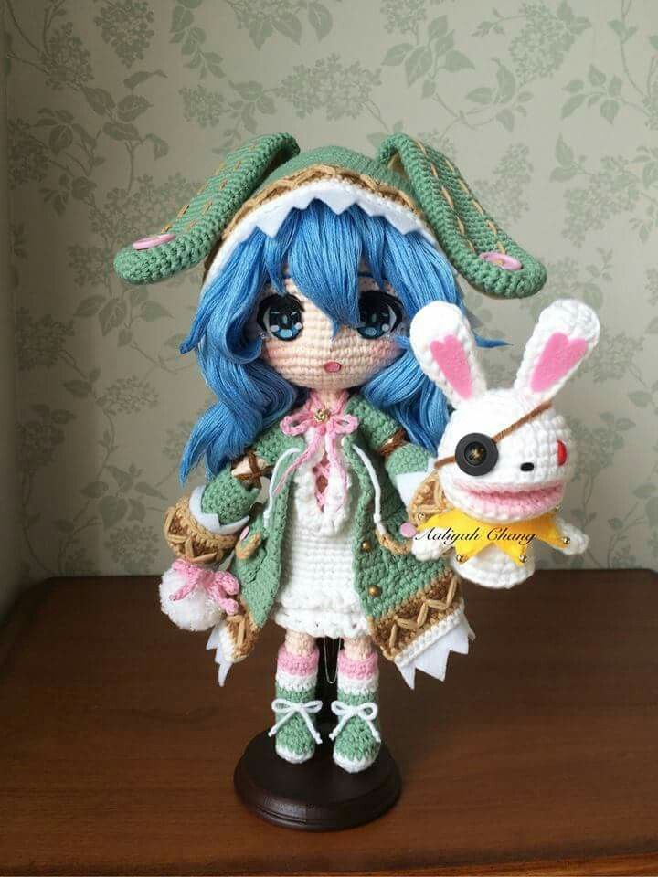 Amigurumi Square Doll : Best 25+ Amigurumi doll ideas on Pinterest Crochet dolls ...