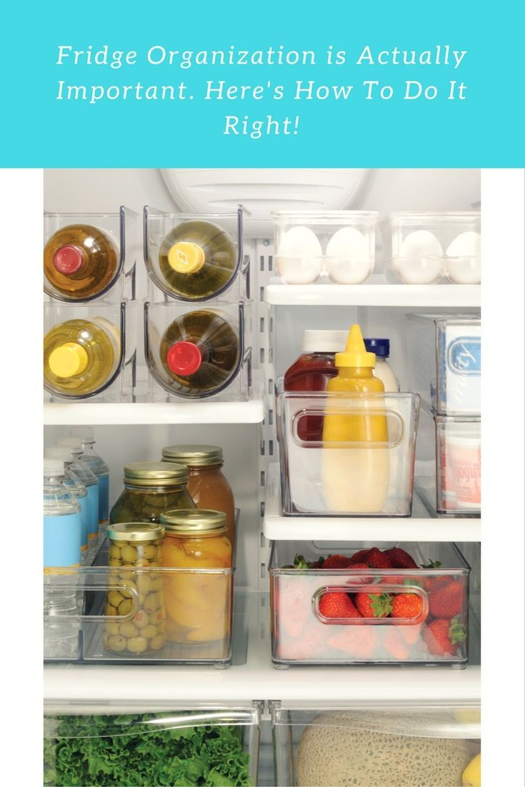 Organizing your fridge can seem daunting; however, with these easy fridge organization ideas, you'll be able to maximize space and inventory to save money!