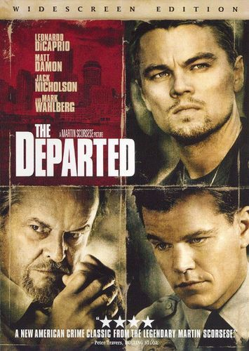 The Departed [WS] [DVD] [2006]