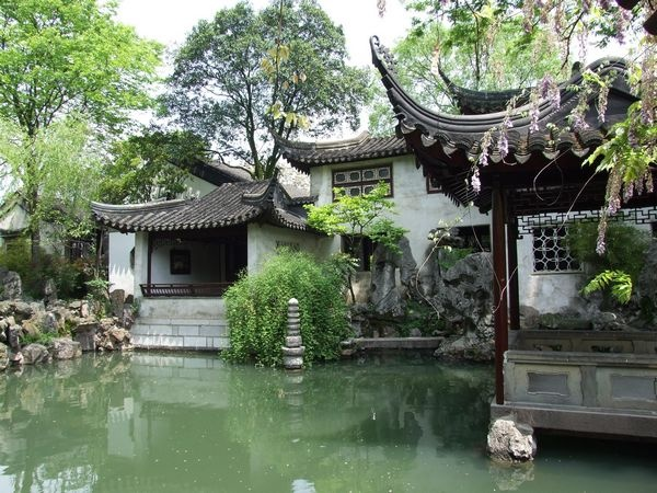 Fresh SuZhou Garden Asian GardenChinesischer GartenChinesische