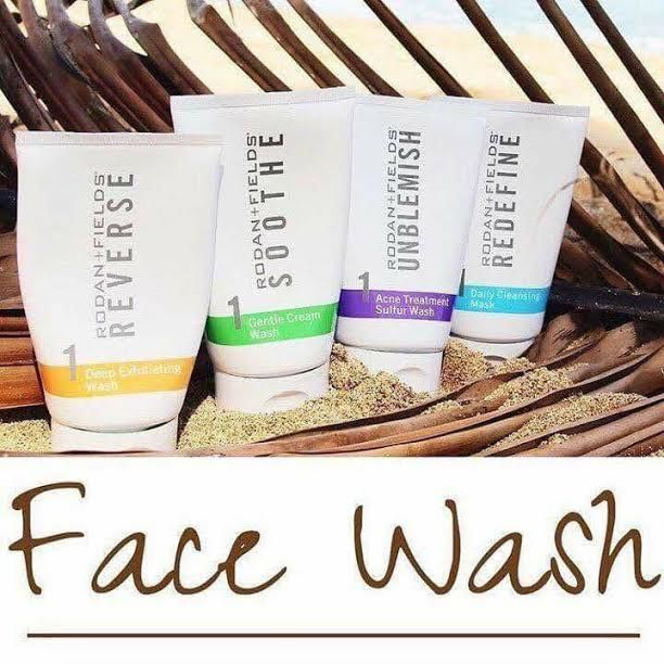 FACE WASH FLASH SALE!!!! https://www.facebook.com/images/emoji.php/v6/f6d/1/16/2600.png Great way to introduce yourself to these AWESOME products! Message me for details!! Which one do you need? https://www.facebook.com/images/emoji.php/v6/f6c/1/16/1f499.png Redefine- Daily Cleansing Mask (for wrinkles/loss of firmness) https://www.facebook.com/images/emoji.php/v6/f15/1/16/1f49b.png Reverse- Deep Exfoliating Wash (for dark spots/sun damage)…