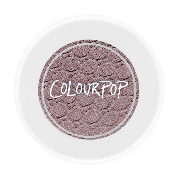 colourpop - Mixed Tape Mid-tone cool grey in a Pearlized finish