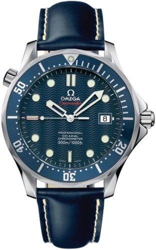 "Omega Men's 2920.80.91 Seamaster 300M Chrono Diver ""James Bond"" Watch"