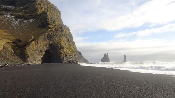 Visiting Southern #Iceland, near #Vik.
