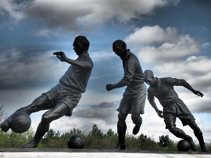 The Sir Stanley Matthews statue at Britannia Stadium. http://www.visitstoke.co.uk/