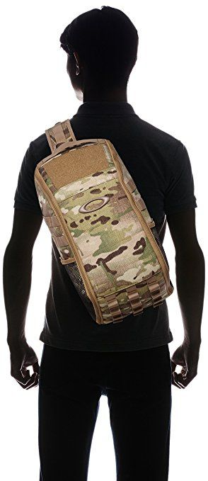 Amazon.com: Oakley Extractor Sling Backpack - 732cu in Multicam, One Size: Sports & Outdoors